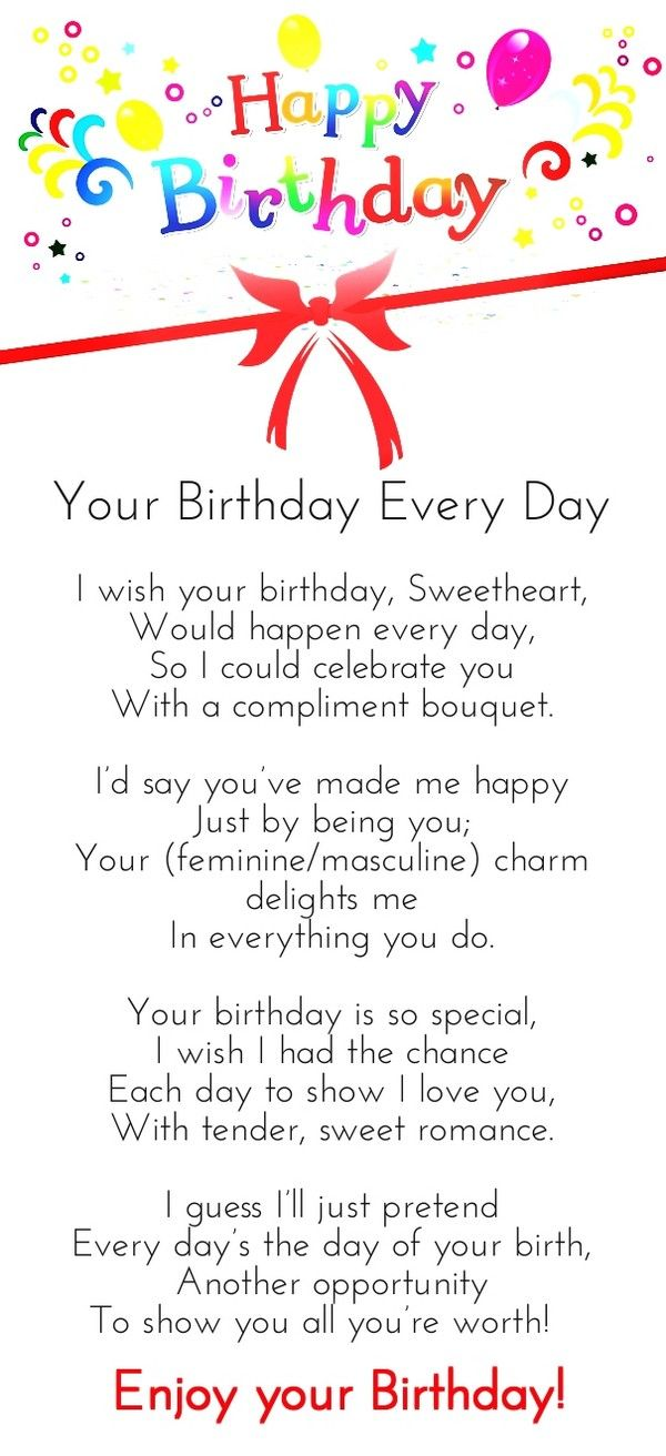 poetic birthday wishes for her ; 338a31a7433515ec919536780a3a0785
