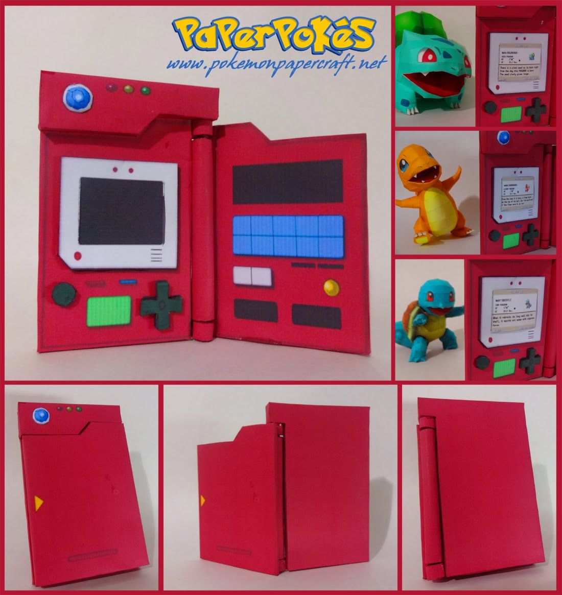pokedex birthday card ; 2031c74792c2a9aa50a9c646c395721f