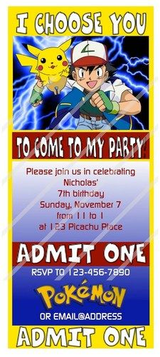 pokemon birthday party invitation template ; 48c525e2bab7b0c7cfcbea9d5cc4628e--pokemon-birthday-th-birthday