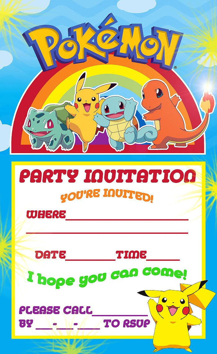 pokemon birthday party invitation template ; Pokemon-party-invitations-to-get-ideas-how-to-make-your-own-party-invitation-design-1