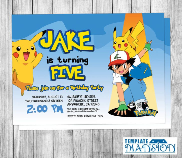 pokemon birthday party invitation template ; e79988d8d132ad1a2da56d2bcc42c94f