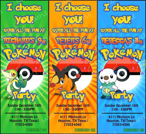 pokemon birthday party invitation template ; pokemon-birthday-invitations-birthday-party-invitations-printable-with-the-card-invitations-custom-invitations-creation-8-pokemon-birthday-party-invitation-template
