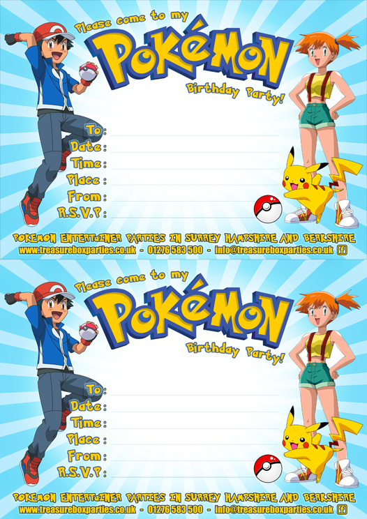 pokemon birthday party invitation template ; pokemon-party-invitations-for-your-Party-Invitation-Templates-with-foxy-design-idea-17