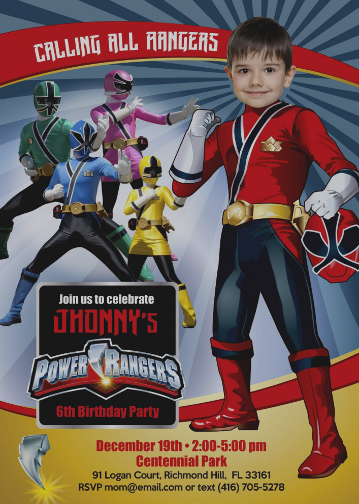 power rangers birthday invitation cards ; images-power-ranger-birthday-invitations-rangers-invitation-turn-your-little-one-into-a