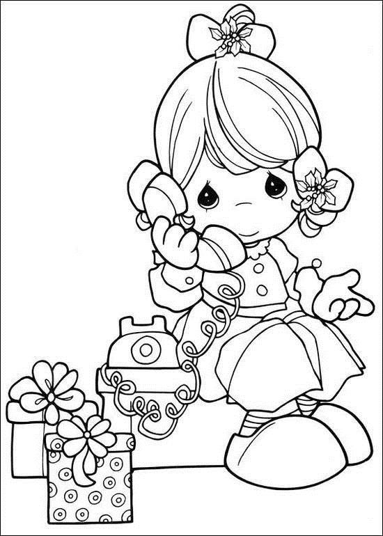 precious moments birthday coloring pages ; 2ca262ac0aa99d7c233a4936d0a15522