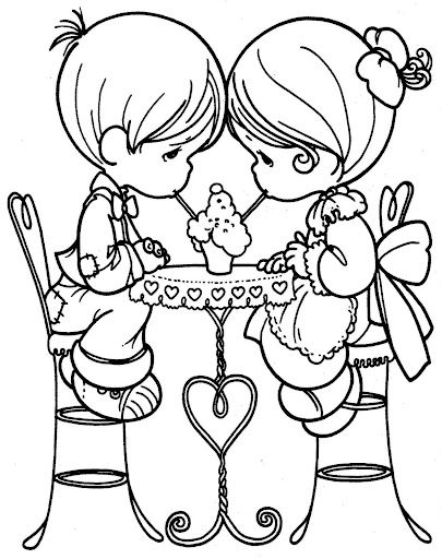 precious moments birthday coloring pages ; 3ece2f54faff5e984334d50821d5f690