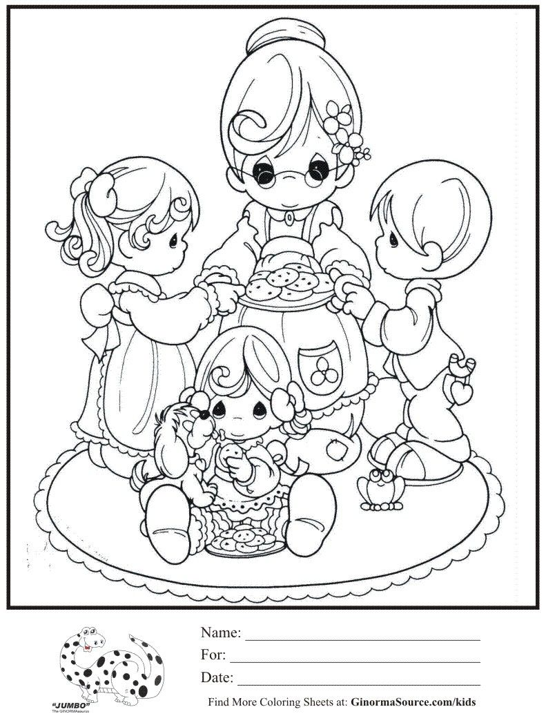 precious moments birthday coloring pages ; a3a21f4ee4fc0797a7c79e717e6075c2