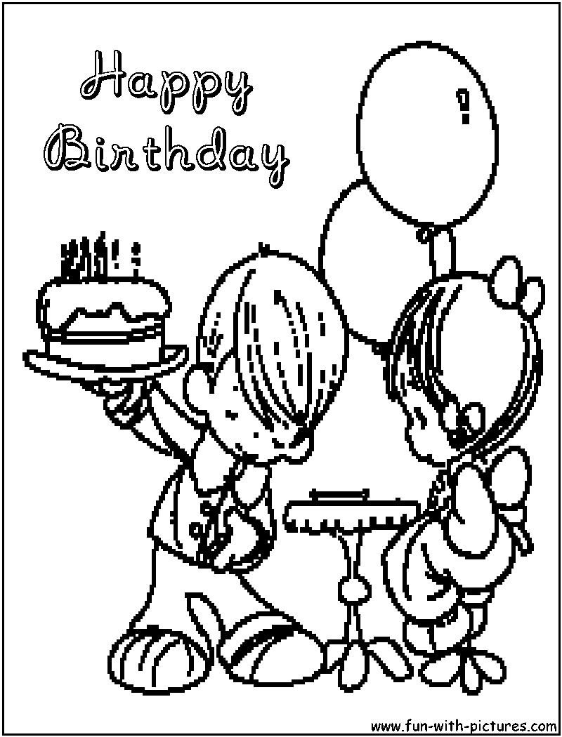 precious moments birthday coloring pages ; e8b6f04299401570aa2596747f5289fd