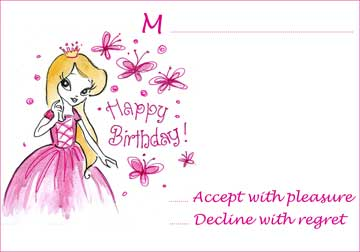 princess birthday template ; princess-birthday-rsvp-card-72