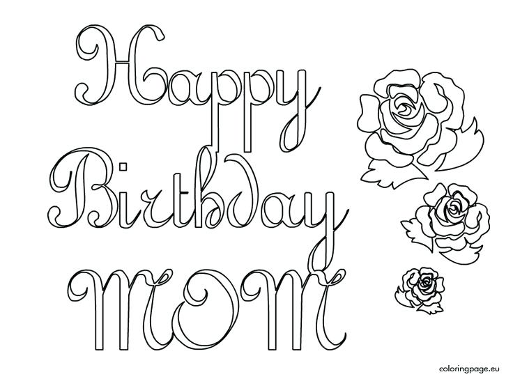 printable coloring pages that say happy birthday ; coloring-pages-birthday-printable-coloring-pages-that-say-happy-birthday-birthday-on-pinterest-happy-birthday-mom-banner-template-and