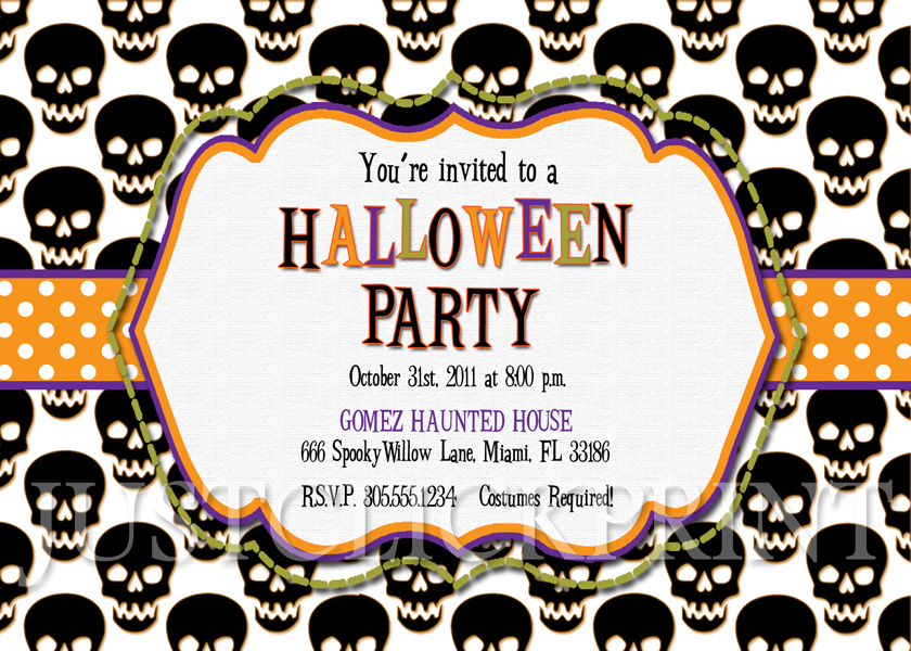 printable halloween birthday invitations ; Halloween6_original