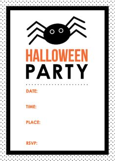printable halloween birthday invitations ; ffaffdbbbee8990db248ee7167677ba1--hallowen-party-halloween-party-ideas