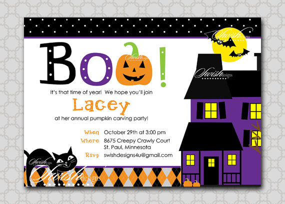 printable halloween birthday invitations ; halloween-birthday-invitations-free-printable-halloween-printables_halloween-birthday-invitations-free-printables-on-what-you-need-for-a-hallloween-party-printable-checklist