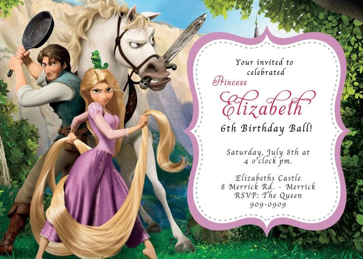 printable rapunzel birthday card ; 4db36fa6a22f34db004bb3d78a2047be--tangled-birthday-tangled-party