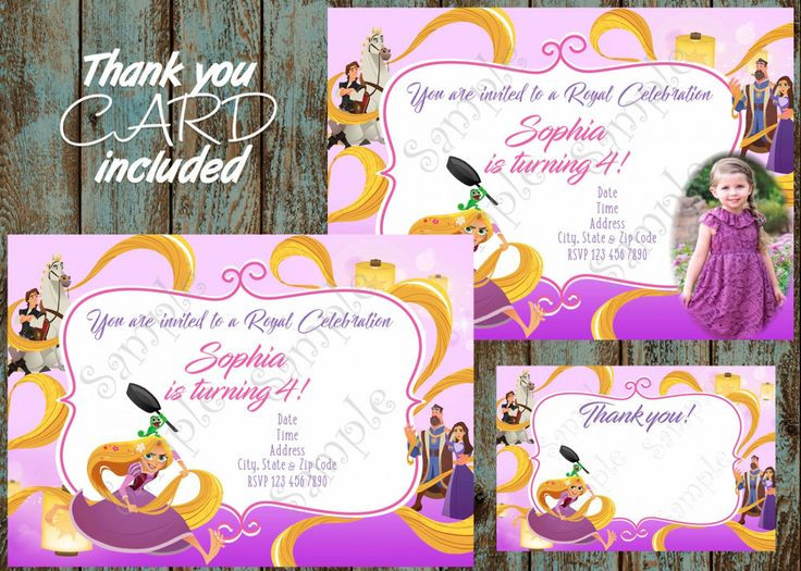 printable rapunzel birthday card ; printable-rapunzel-birthday-card-unique-32-best-tangled-rapunzel-birthday-party-ideas-images-on-pinterest-of-printable-rapunzel-birthday-card