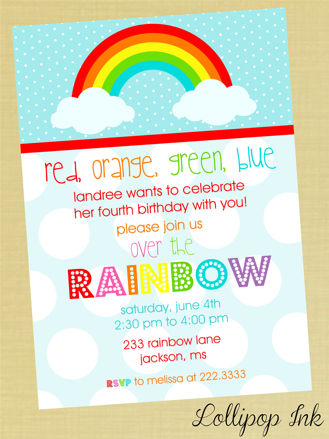 pump it up birthday party invitation wording ; perfect-free-rainbow-party-invitation-template-as-cheap-article