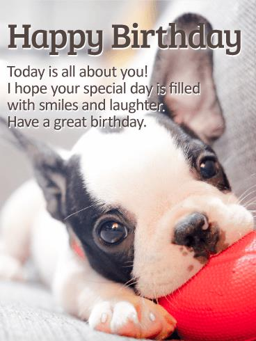 puppy happy birthday images ; b_day287-8fd7404695550dfc9498e0d112f1bea7