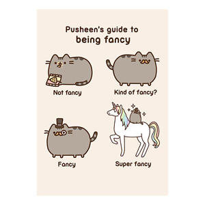 pusheen birthday card uk ; s-l300