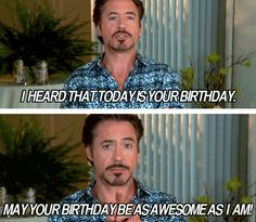 robert downey jr birthday card ; 124e24275dee00ecff0072418ec325b7--robert-downey-jr-your-birthday