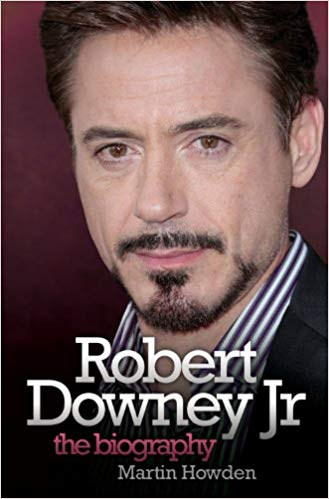 robert downey jr birthday card ; 51ksF2xwOtL