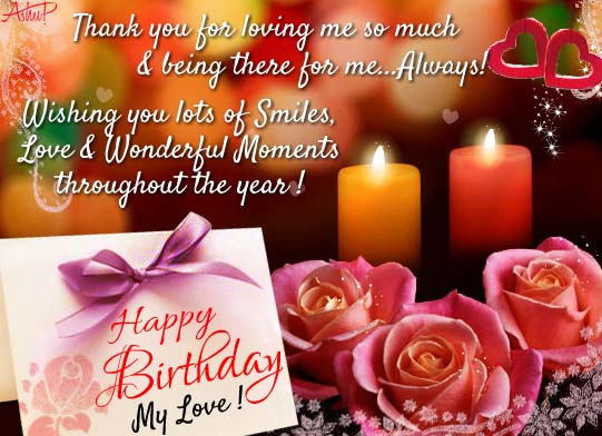 romantic greeting cards for husband birthday ; 313618_pc