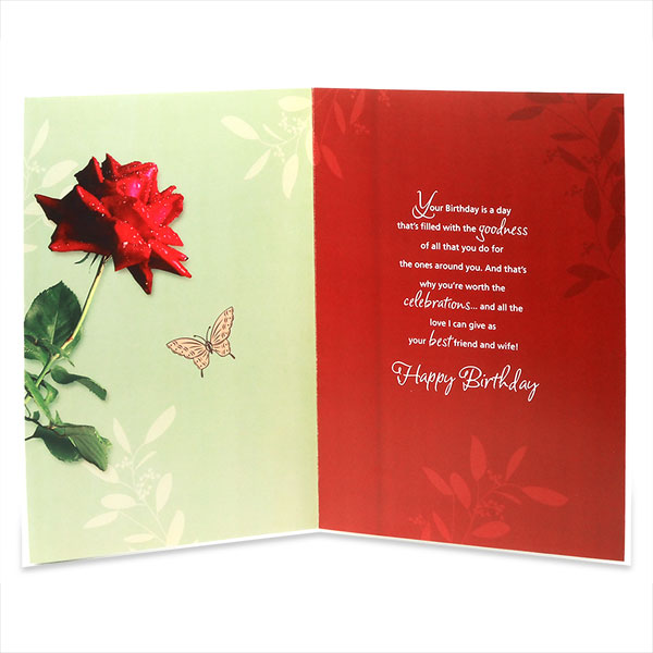 romantic greeting cards for husband birthday ; archies-greetings-card-husbands-birthday-greeting-card-at-best-prices-in-india-free