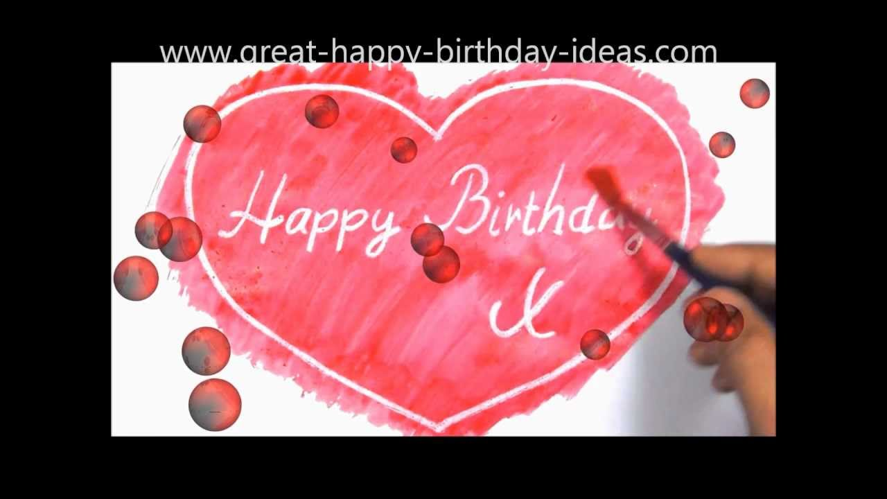 romantic greeting cards for husband birthday ; maxresdefault