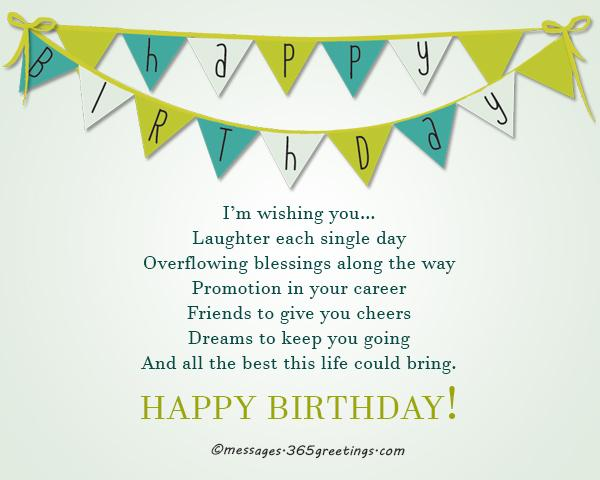 sample birthday message to a friend ; birthday-messages-for-a-friend-1