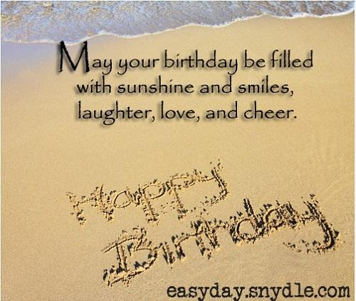 sample birthday message to a friend ; birthday-wishes-message
