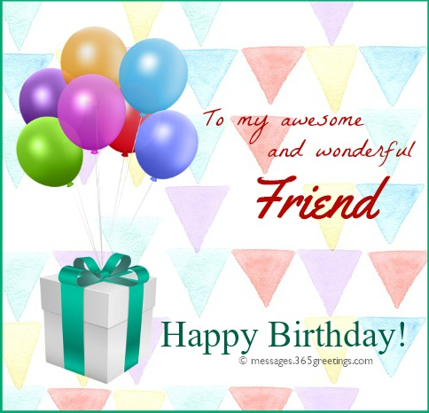 sample birthday message to a friend ; happy-birthday-wishes-for-friend-1