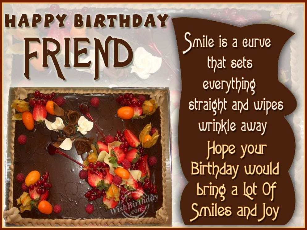 sample birthday message to a friend ; happy-birthday-wishes-for-friend-2