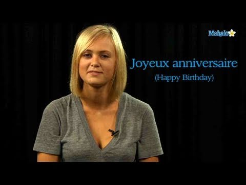 say happy birthday in french ; hqdefault-1
