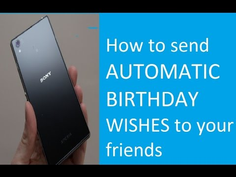 send a birthday wish to a cell phone ; hqdefault