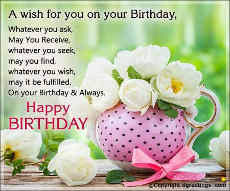 sending birthday wishes ; birthday-cards-for-her-dgreetings-birthday-greeting-card-happy-birthday-pinterest-template