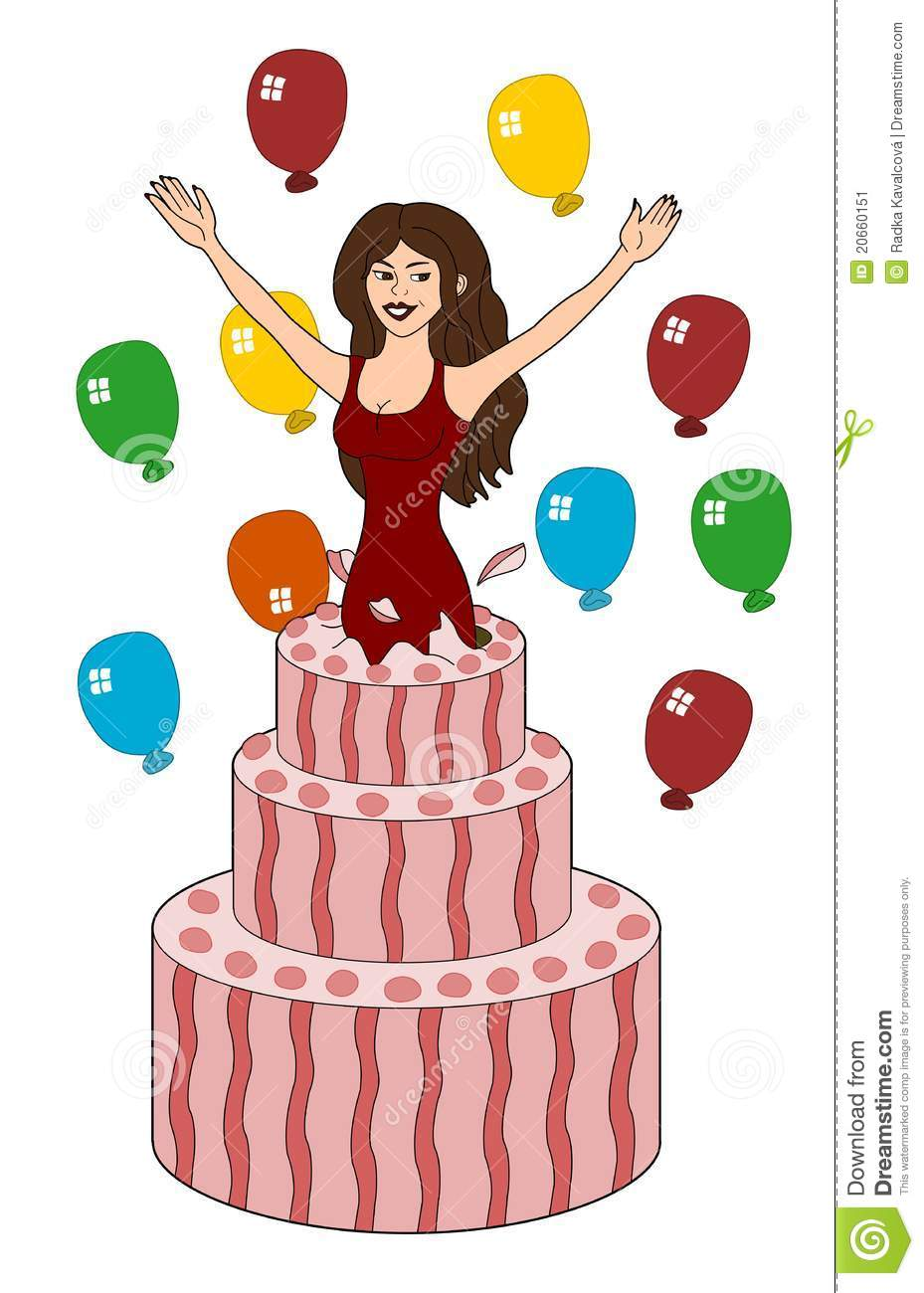 sexy happy birthday clip art ; happy-birthday-girl-cartoon-20660151