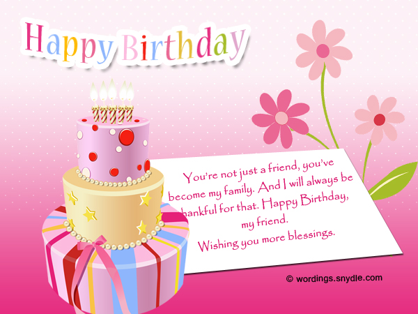 short birthday message for a friend ; birthday-wishes-for-best-friend