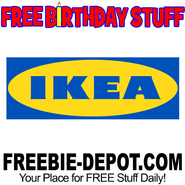 sign up for free birthday stuff ; Free-Birthday-IKEA