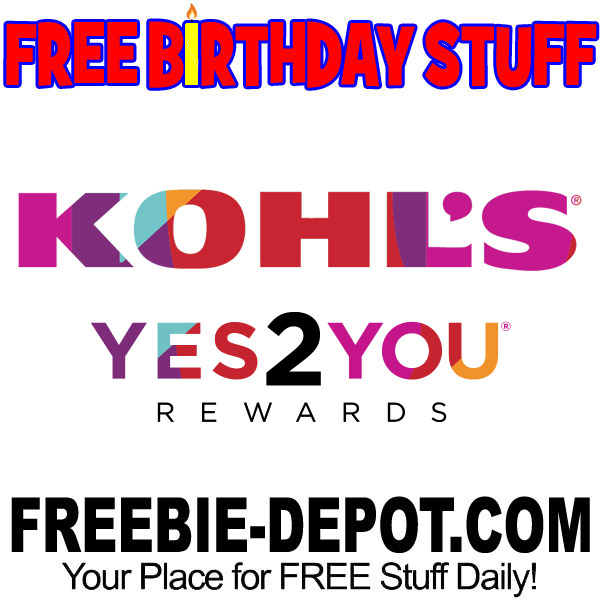 sign up for free birthday stuff ; Free-Birthday-Kohls-1