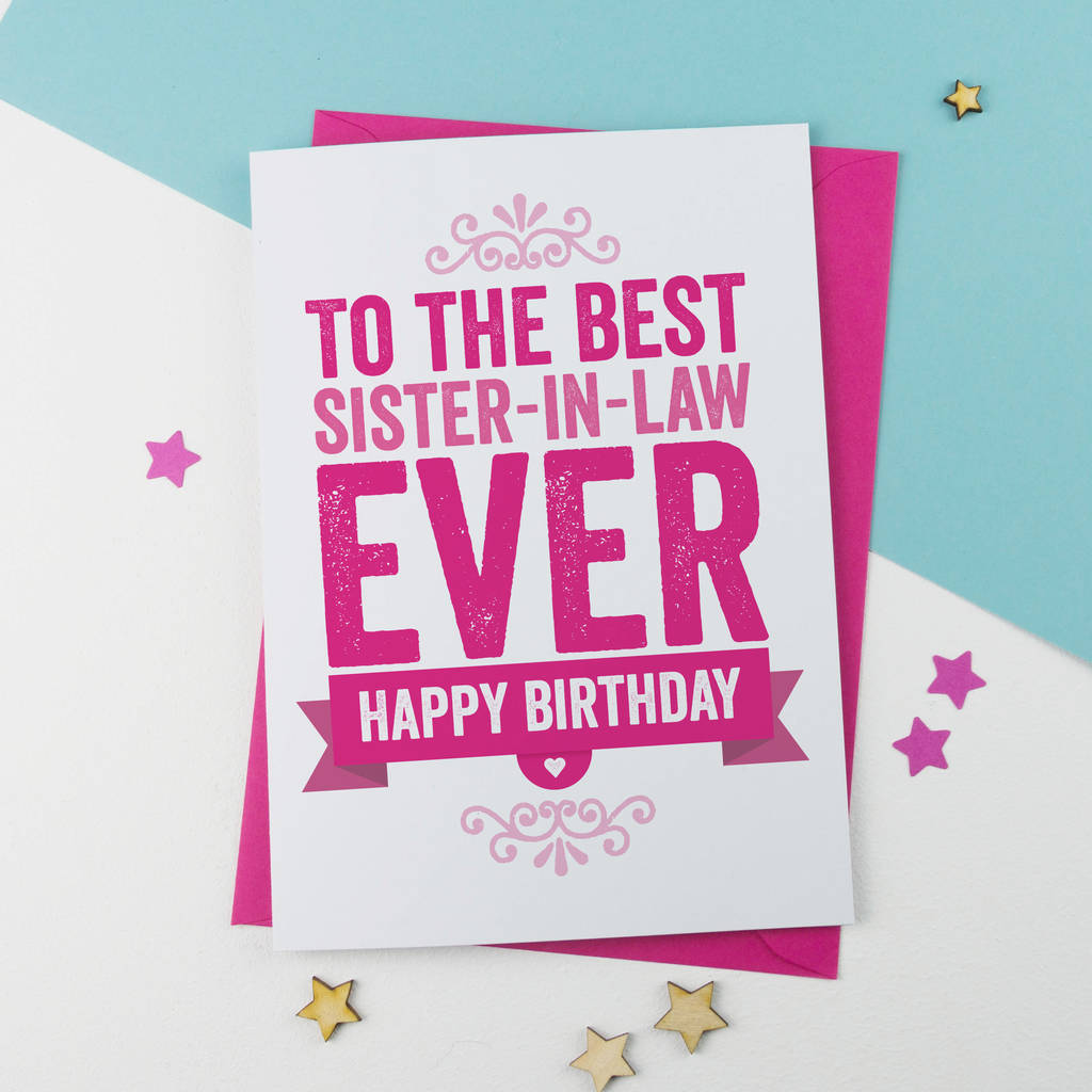 sister birthday poster ; original_birthday-card-for-sister-in-law