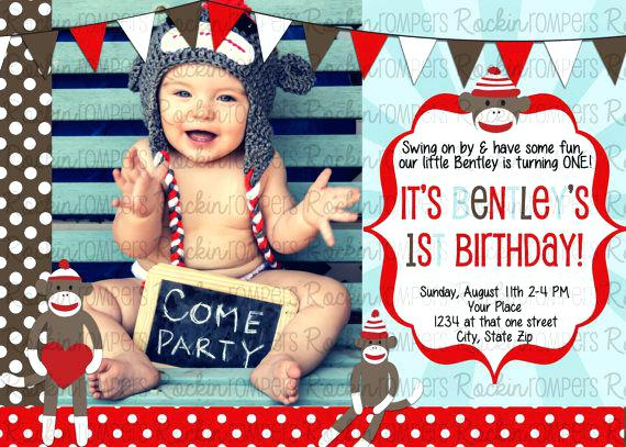 sock monkey birthday invitation template ; miss-sock-monkey-birthday-invitations-is-the-fusion-of-concept-and-creativity-on-amazing-1