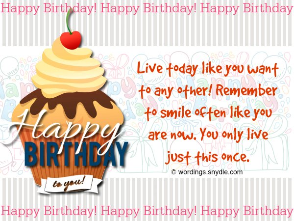 some birthday quotes ; birthday-wishes