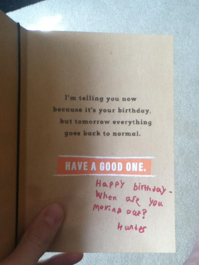 something funny to write in birthday card ; Fun-Beautiful-Funny-Things-To-Write-In-A-Birthday-Card