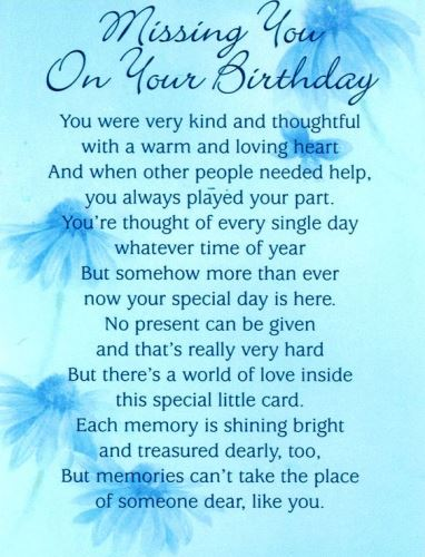 son's birthday in heaven poem ; happy-birthday-in-heaven-images