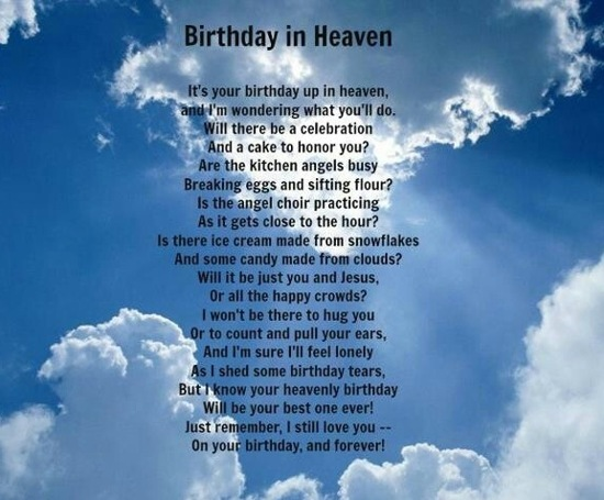 son's birthday in heaven poem ; happy-birthday-to-my-brother-in-heaven-poems