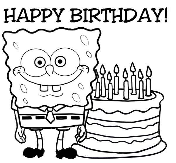 spongebob happy birthday coloring pages ; spongebob-happy-birthday-coloring-pages-happy-birthday-coloring-pages-for-grandma-coloring-pages-ideas