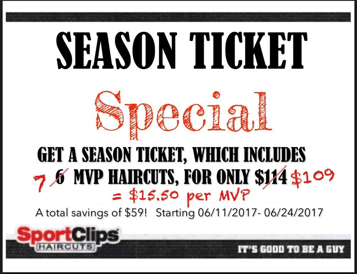 sport clips birthday club sign up ; DCDhdR7WsAArs6R