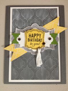 stampin up masculine birthday card ideas ; 69a005f5e54e2c9acc3bd8f3c00a1b49--card-birthday-happy-birthday