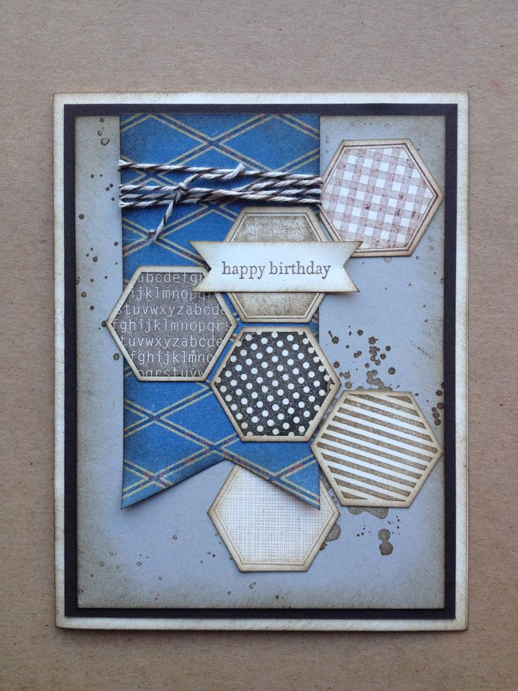 stampin up masculine birthday card ideas ; b41dfe2362ac0b777cc3dcef3d401ba2--masculine-birthday-cards-masculine-cards