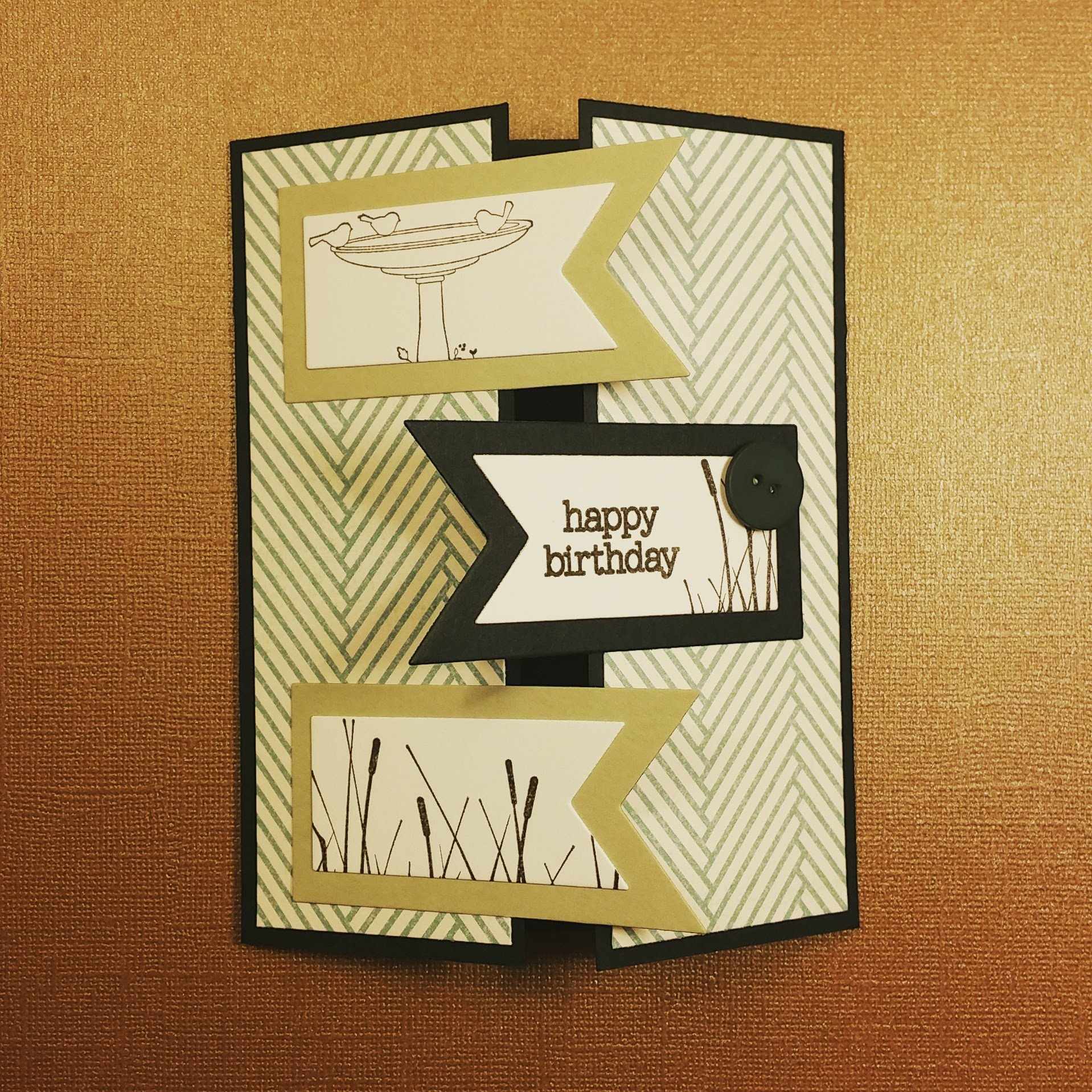 stampin up masculine birthday card ideas ; maxresdefault