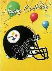 steelers birthday card ; 5f3f1d38083690db59bbc9f1a97fbbe7--your-birthday-birthday-wishes